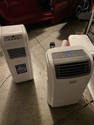 Portable AC/Heater units for Sale in Las Vegas, NV
