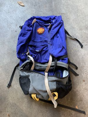 Large Camping/Hiking Backpack for Sale in Seattle, WA