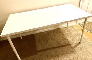 Big Office/Dining Table - White 5 ft * 2.5 ft for Sale in Columbus, OH