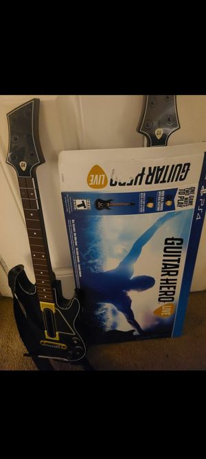 Guitar hero for Sale in Pasadena, CA