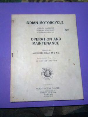 Indian motorcycle for Sale in Atlanta, GA