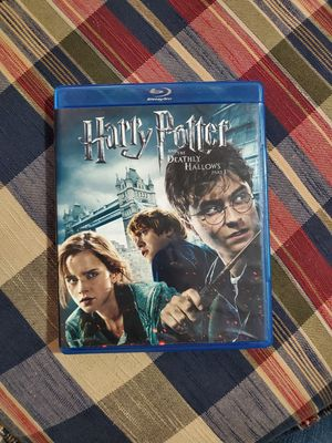 Harry Potter and the Deathly Hallows Part 1 for Sale in West Mifflin, PA
