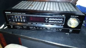 Kenwood am familiar stereo receiver for Sale in Dallas, TX