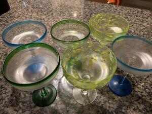 Margarita glasses for Sale in Oro Valley, AZ