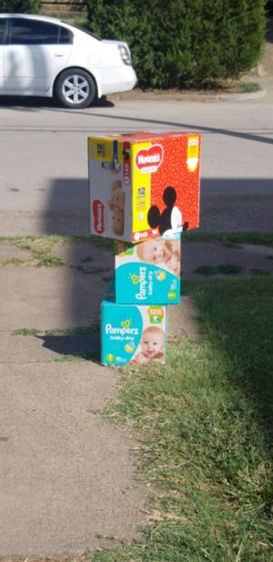 Diapers for Sale in Dallas, TX