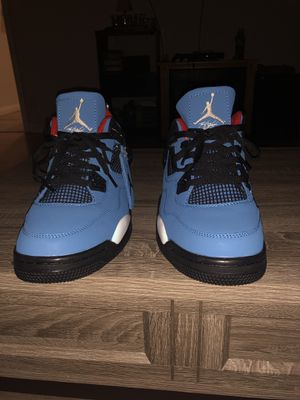Jordan 4 Retro Travis Scott Cactus Jack for Sale in La Mirada, CA