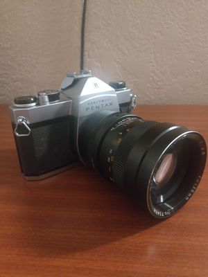 Vintage Honeywell Pentax SP 500 film camera for Sale in Middletown, CT