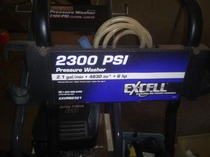 Excell pressure washer for Sale in Tampa, FL