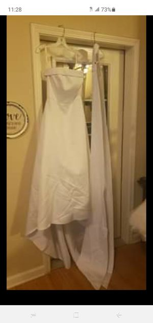 David's Bridal wedding dress. Form of payment Cashapp, PayPal, zelle, Venmo, or cash. for Sale in Hurlburt Field, FL