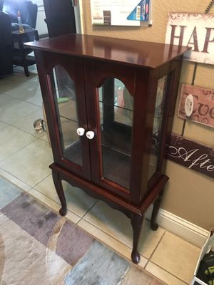 "Little cabinet. Tall39"" length 22""deep 11"" for Sale in Fresno, CA"