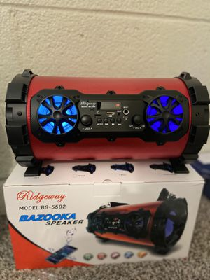 BS-5502 bazooka speaker for Sale in Mesa, AZ