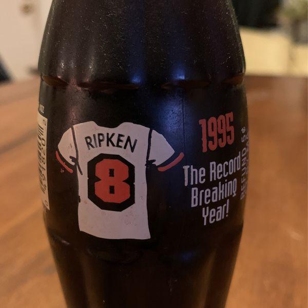 1995 Coca Cola Vintage Unopened 8 Oz glass Bottle
