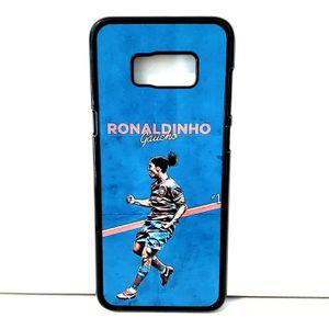 Ronaldinho Samsung Galaxy S8 or S8 Plus Case FC Barcelona for Sale in San Jose, CA