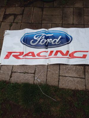 Ford Racing Banner for Sale for sale  Levittown, PA