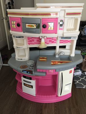 Step 2 play kitchen set for Sale in Alexandria, VA