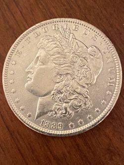 1889 Morgan Silver Dollar for Sale in Meriden,  CT