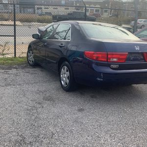 04 Honda Accord for Sale in Baltimore, MD