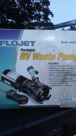 Rv waste pump for Sale in Eugene, OR