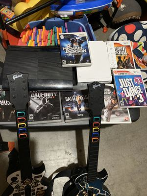 PS3/wii for Sale in El Monte, CA
