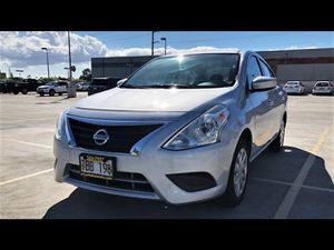 2017 Nissan Versa 1.6 S for Sale in Honolulu, HI