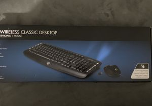 Wireless keyboard and mouse for Sale in Colorado Springs, CO