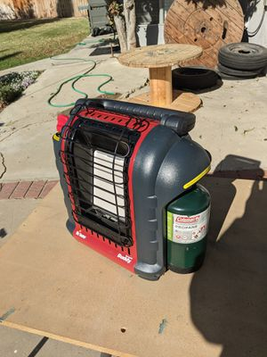 Mr. Heater Portable Buddy for Sale in Rialto, CA