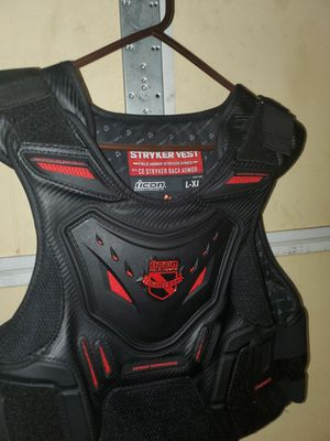 vest for motorcycle for Sale in Moreno Valley, CA
