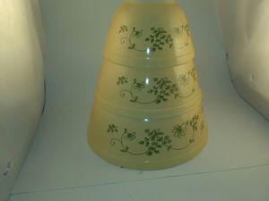 Shenandoah Pyrex Bowl set for Sale in Fort Lauderdale, FL