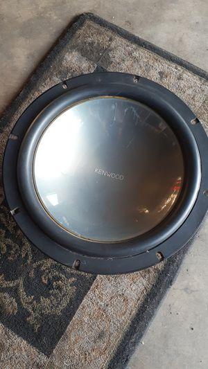 Kenwood subwoofer w3011 for Sale in Baldwin Park, CA