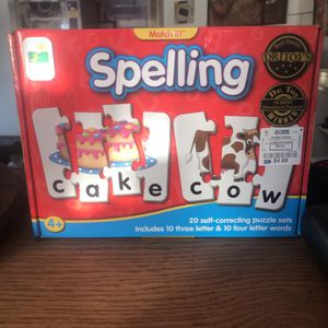 Spelling Game For Kids for Sale in Las Vegas, NV