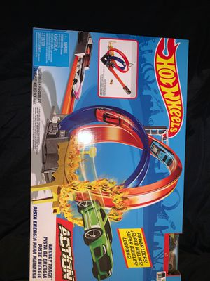 Hot wheels action track for Sale in Westminster, CA