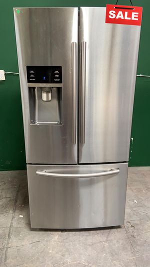 Samsung Refrigerator Fridge 33 in. Wide AVAILABLE NOW! #1546 for Sale in San Antonio, TX