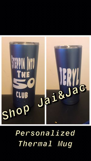 Personalized Thermal Mug for Sale in Chicago, IL