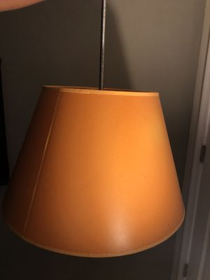 Pendent lighting fixtures for Sale in Baltimore, MD