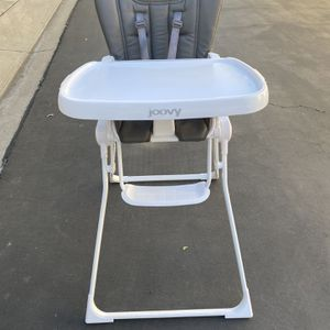 Joovy Nook High Chair Gray for Sale in Anaheim, CA