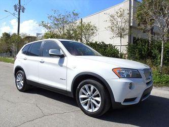 2014 BMW X3 for Sale in Hollywood,  FL
