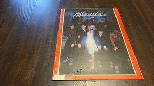 Blondie's concert program for Sale in Chino Hills, CA