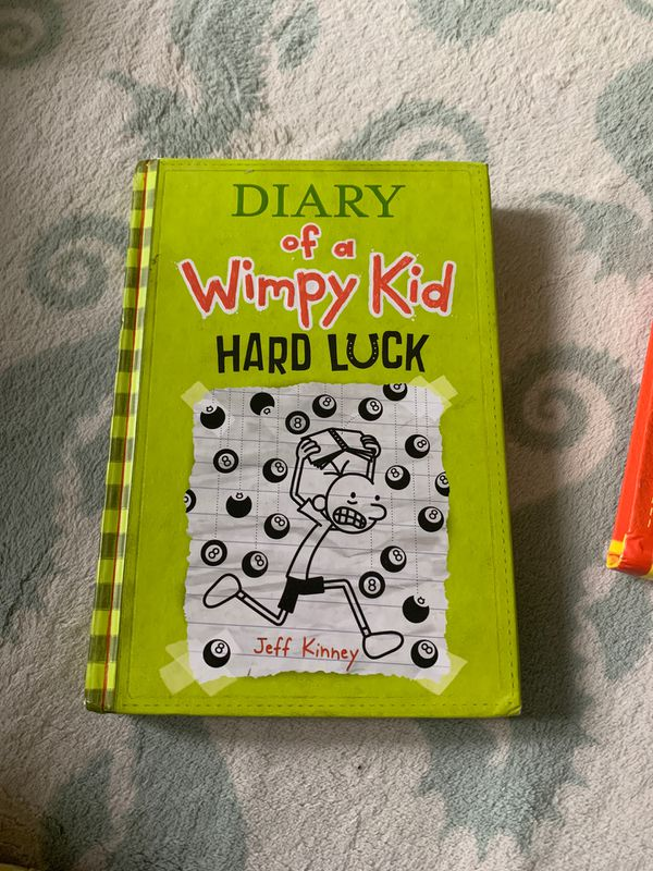 4 diary of a wimpy kid books