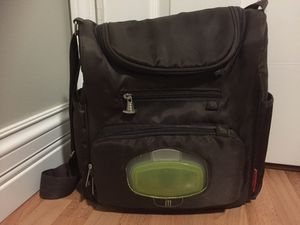 $10 - Fisher Price Deluxe Bottle/Diaper Bag for Sale in Hoffman Estates, IL