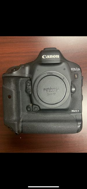 CANON 1DX Mark ii for Sale in Ontario, CA