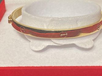 Yellow Gold 18 K Bracelet Great Quality for Sale in Quincy,  MA
