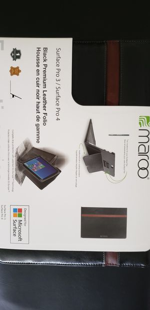 New Surface pro 3 and 4 case for Sale in Knoxville, TN