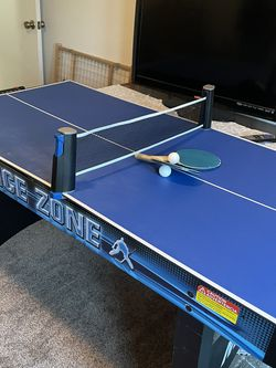 Ping Pong /Air Hockey 2 In 1 Table for Sale in Salida,  CA