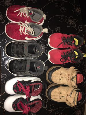 Baby shoes size 5c for Sale in Dallas, TX