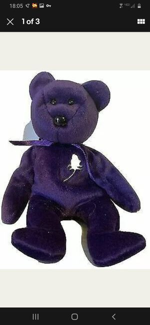 The Beanie Babies Collection:Princess-Original Beanie Baby for Sale in Chula Vista, CA