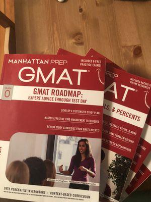 GMAT Prep Books for Sale in Boston, MA