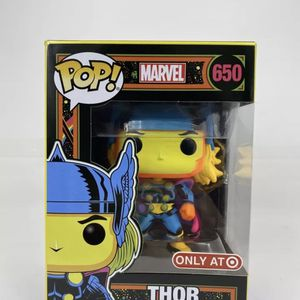 Funko POP! THOR [Blacklight] #650 Exclusive Marvel Target Exclusive NEW IN HAND for Sale in Peoria, IL