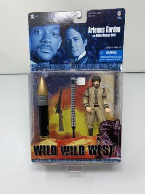 Artemus Gordon Action Figure from Hit film Wild Wild West (Brand New) for Sale in Washington, DC