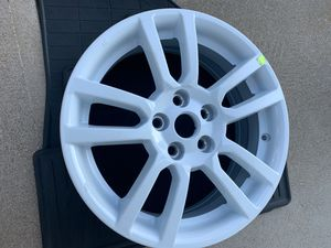 New Rim 16x6 5 bolt pattern 100 mm 4 inch 1 each for Sale in Parma, OH