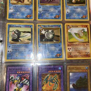 Pokemon Cards 1996 Mint for Sale in Pico Rivera, CA